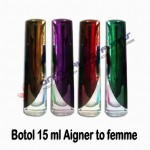 botol 15ml aigner to femme copy