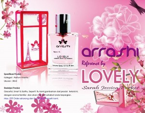 Arrashi by Sarah Jessica Loving2