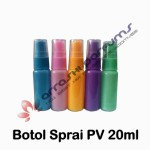 botol sprai plastik 20ml