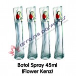 Botol Spray 45ml (flower kenz) copy
