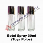 botol spray 27-30ml (Toya Polos) copy