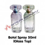 botol spray 50ml glass top copy