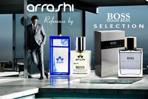 Arrashi Reference by hugo boss selection