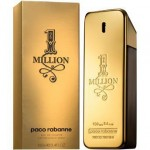 SALE! OS - 1 MILLION BY PACO RABANNE 100ML 165RB +BONUS. PM