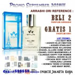 Promo ARRASHI ori Reference Sept 2014